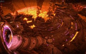 Bombshell lava