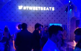 Twitter hosted a blow-out party at MWC in Barcelona.