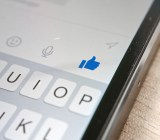 The Facebook Messenger app.