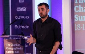 Gary Vaynerchuk @ Guardian Changing Media Summit