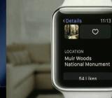 Instagram's Apple Watch app.