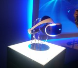 Sony's latest Project Morpheus prototype.