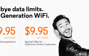 Cablevision's Wi-Fi only Freewheel mobile voice and data service.