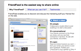 Facebook has shut down FriendFeed.