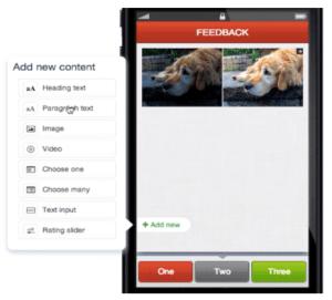 Converser - mobile app communication
