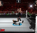 WWE 2K on mobile.