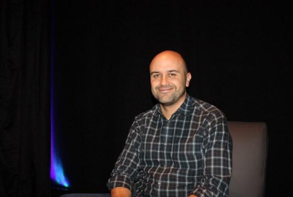 Dan Morris, head of game partnerships at Facebook.