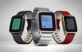 The Pebble Time Steel