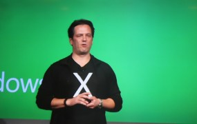 Phil Spencer of Microsoft at GDC 2015.