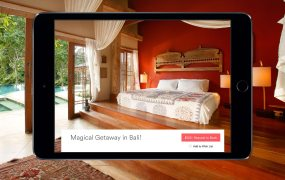 Airbnb for Tablets