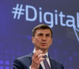 Andrus Ansip, the European Commission's vice-president for the digital single market.
