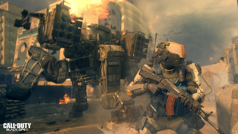 Ramses Station Quad Tank in Call of Duty: Black Ops III