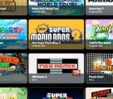 Elite games on Club Nintendo.