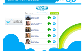 Skype and Facebook used to be all rainbows and integration. Not so much any more.