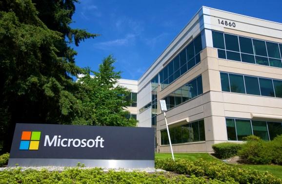 Microsoft headquarters in Redmond, Wash., in July 2014.