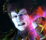 Mortal Kombat X Shinnok Close Up
