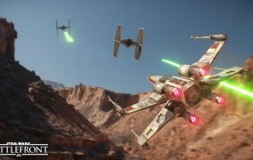 EA has modest expectations for its first 'Star Wars' game.