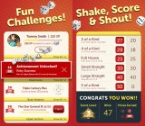 Yahtzee With Buddies supports friendly tournaments.