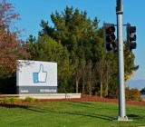 Facebook headquarters sign Nina Flickr