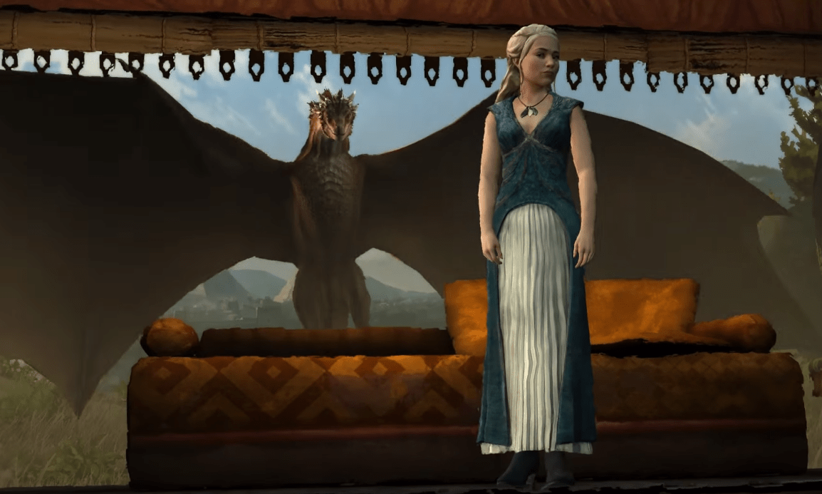 Sons of Winter finally lets you meet the mother of dragons herself.