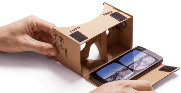 Google's surprising portal into the future of virtual reality