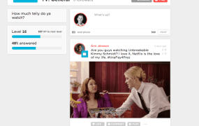 QuizUp launches a new desktop site that supports social networking features.