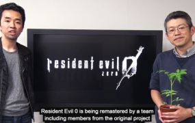 Capcom is remastering Resident Evil 0.