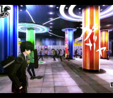 Persona 5 is pretty colorful.