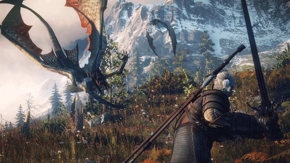 Ugliness can be beautiful in The Witcher 3.