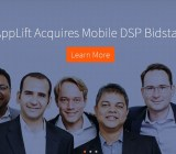 AppLift has acquired mobile demand-side platform Bidstalk.