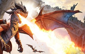 War Dragons is one of the first fully 3D multiplayer mobile games.