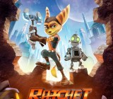 Ratchet & Clank film poster.