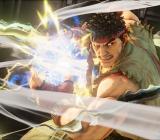Street Fighter V Ryu V Trigger Critical Art