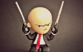 This Hitman won't be selling you a season pass.