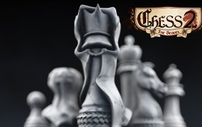 Chess 2 is one of the games in the first indie bundle from Coinplay.io.