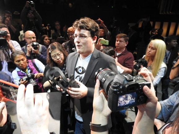 Palmer Luckey, founder of Oculus VR