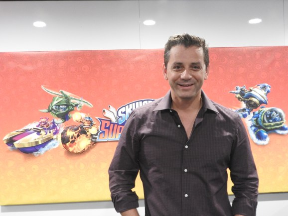 Eric Hirshberg, CEO of Activision