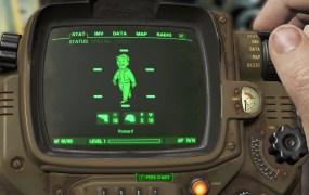 Fallout 4 E3 2015 - PipBoy