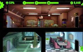 Fallout Shelter comes out tonight.
