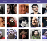 Just some of the Twitch stars that are attending the convention.