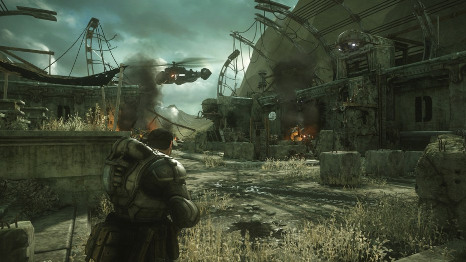 Gears of War still looks great thanks to the graphical facelift in The Ultimate Edition