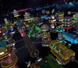 Habitat is a physics-based space-survival game.