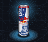 That is Destiny on a Red Bull can.