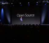 Craig Federighi, Apple's senior vice president of software engineering, says Swift will be open-sourced later this year at the 2015 WWDC conference in San Francisco.