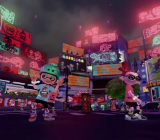 Splatfest looks like a cross between a shooter and an old-school rave.
