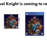 Shovel Knight will exist as atoms in our corporeal realm.