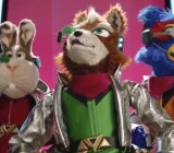 Star Fox looks better with puppets, somehow.
