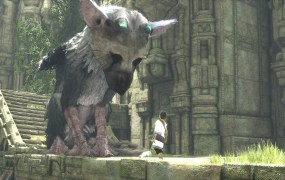 The Last Guardian at E3 2015.