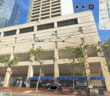 Uber headquarters in Microsoft Bing maps street view.