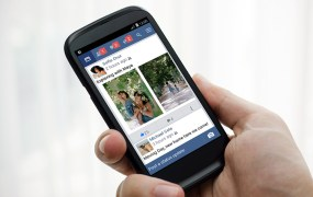 Facebook Lite on Android.